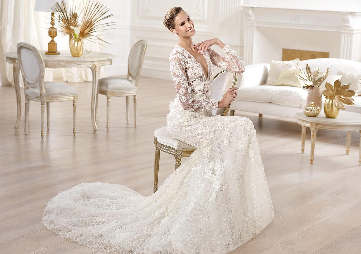 Vestidos de boda de Elie Saab